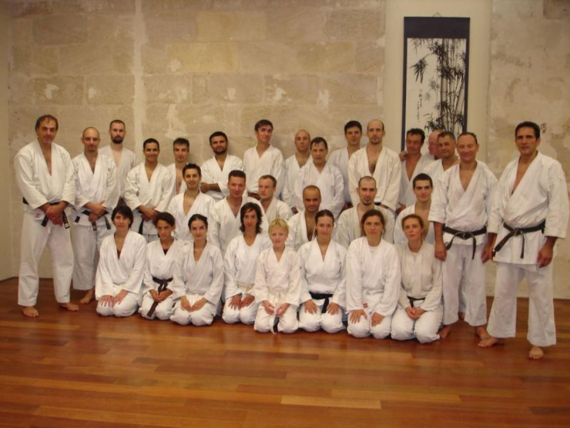 club karate bordeaux