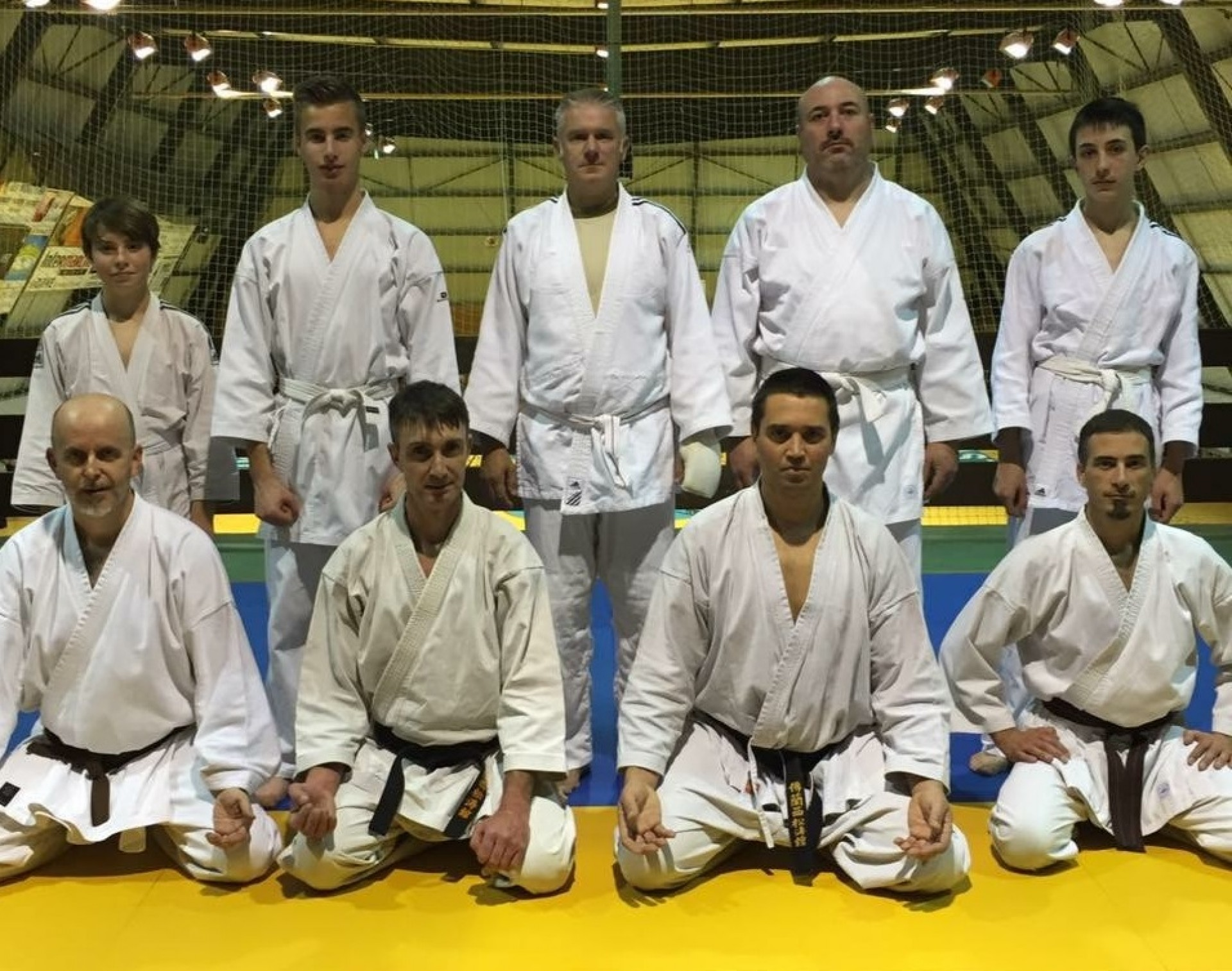 club karate eysines